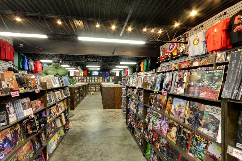 Austin Books & Comics in Austin, TX