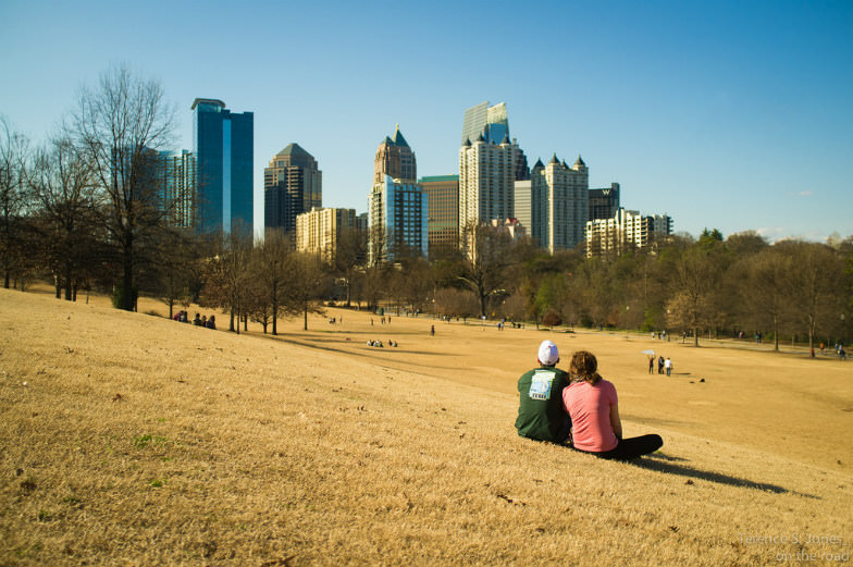 """""""People are much nicer in the south."""" 