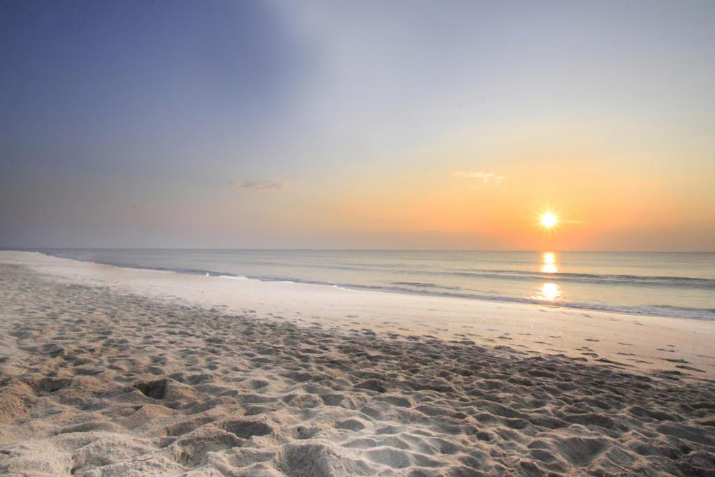Sunrise at Sandbridge Beach