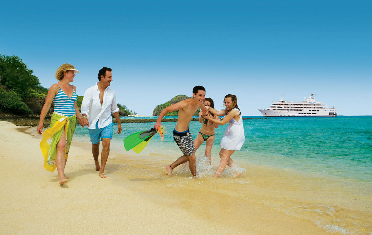 Follow these tips for a successful family vacation.