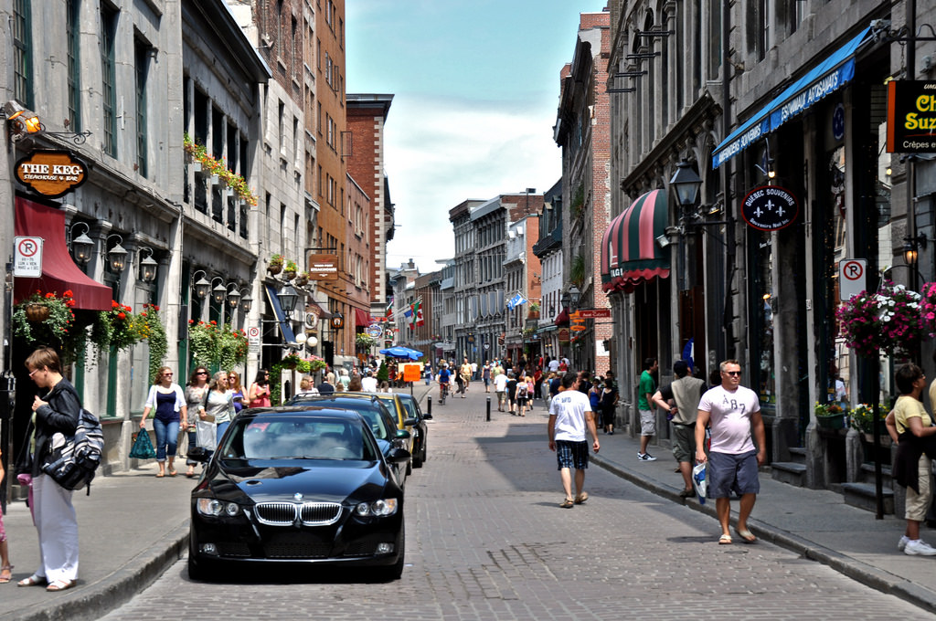Old Montreal, Quebec