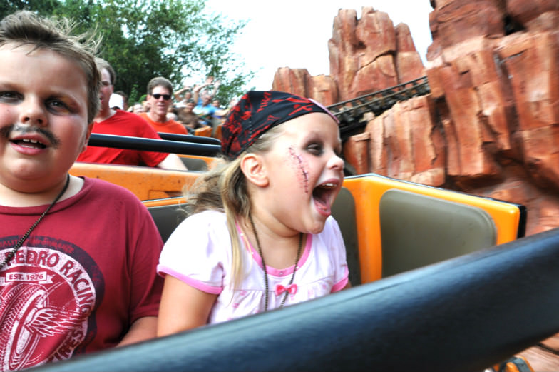 Disney World with Kids