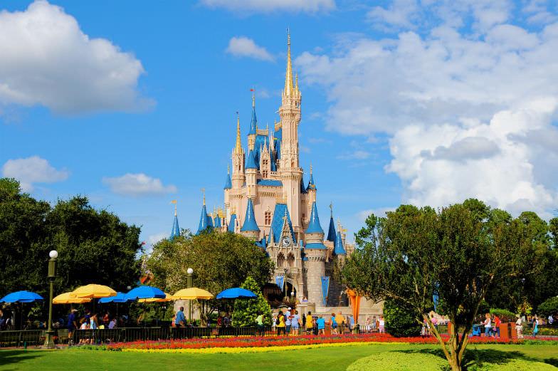 Walk Disney World