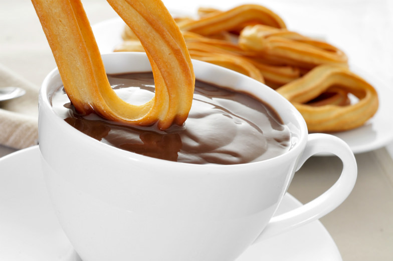 Chocoate con Churros