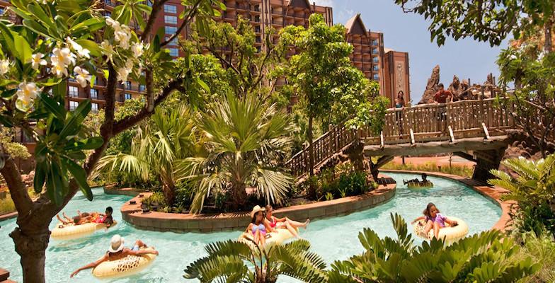 Resort Credits: Aulani, a Disney Resort & Spa