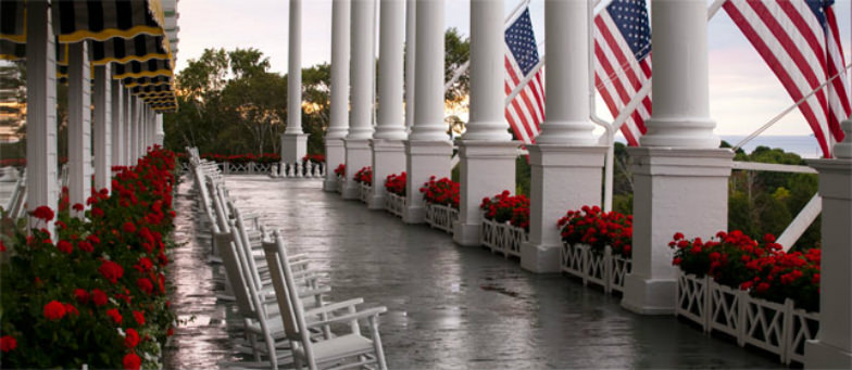 Grand Hotel on 4th of July