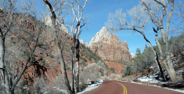 winter deals: Zion National Park