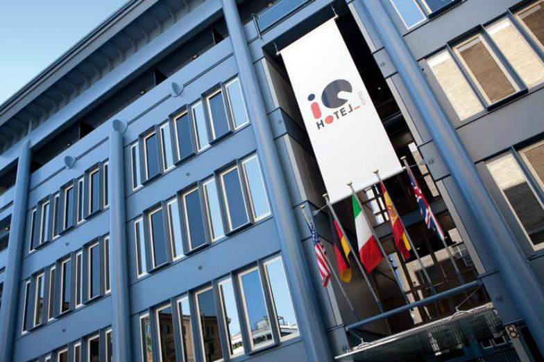 IQ Hotel Rome