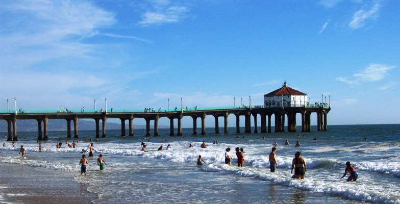best L.A. beaches for kids