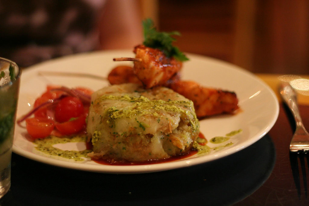 Mofongo is a must-try dish when visiting Puerto Rico.