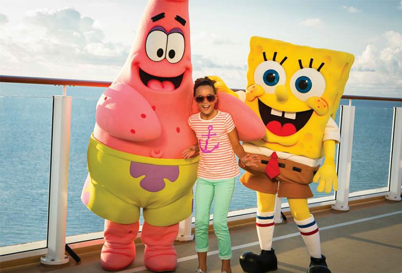 NCL's Nickelodeon at Sea