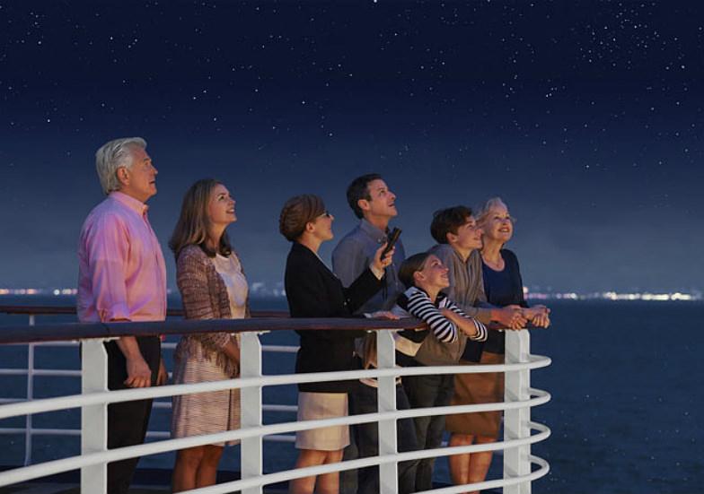 Princess Cruise's Discovery at Sea