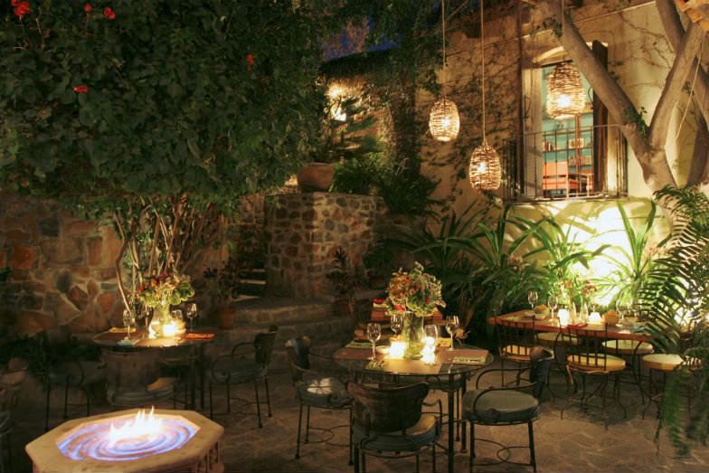 Todos Santos Inn near Cabo San Lucas