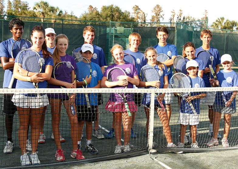Saddlebrook Tennis Academy