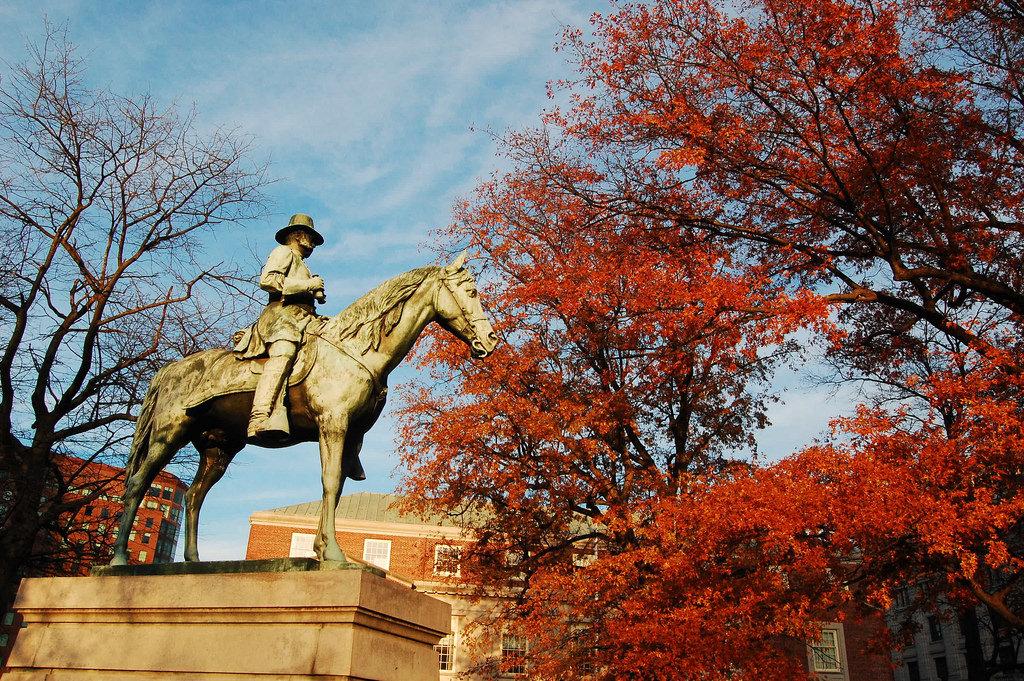 Burnside Park in Providence, RI