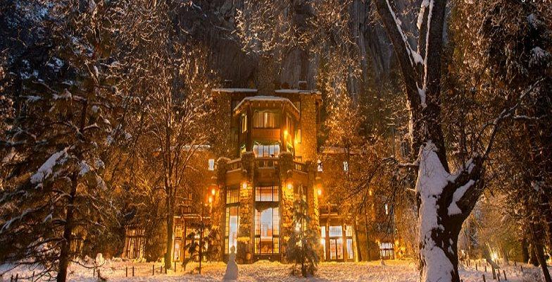 kid-friendly New Year's: Yosemite Lodge