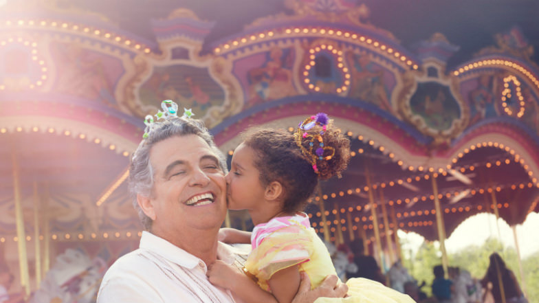 Dreams do come true at Walt Disney World
