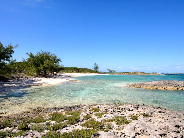 The Exumas, the Bahamas
