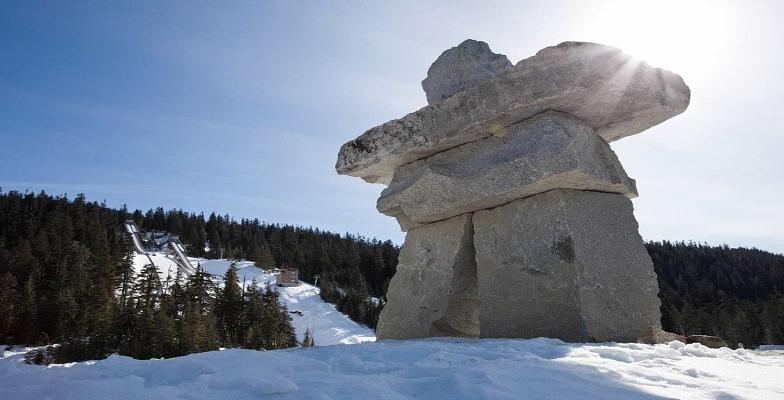 Winter Olympics: Whistler