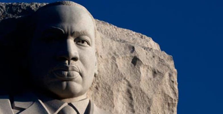 MLK sites with kids