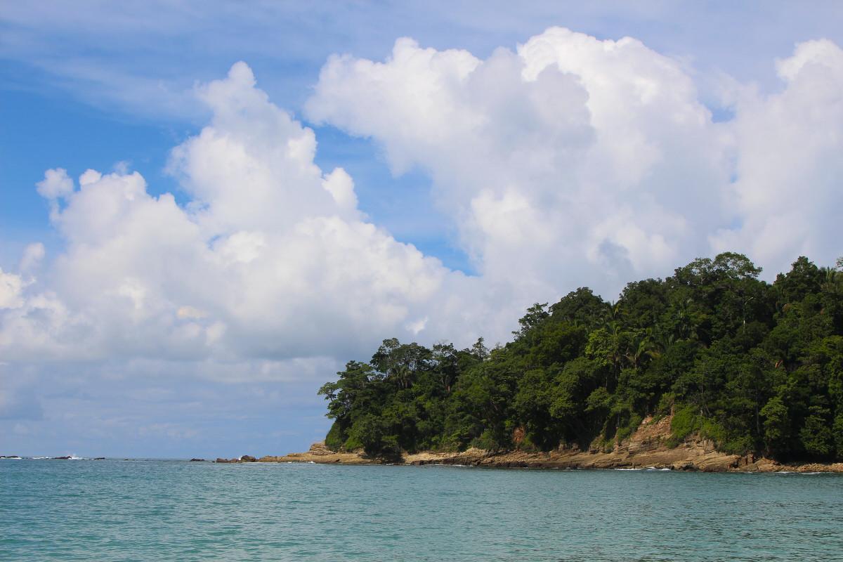 Playa Manuel Antonio at Manuel Antonio National Park
