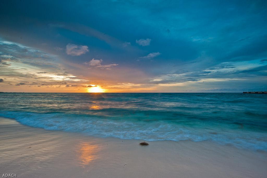 Playa del Carmen in the Riviera Maya