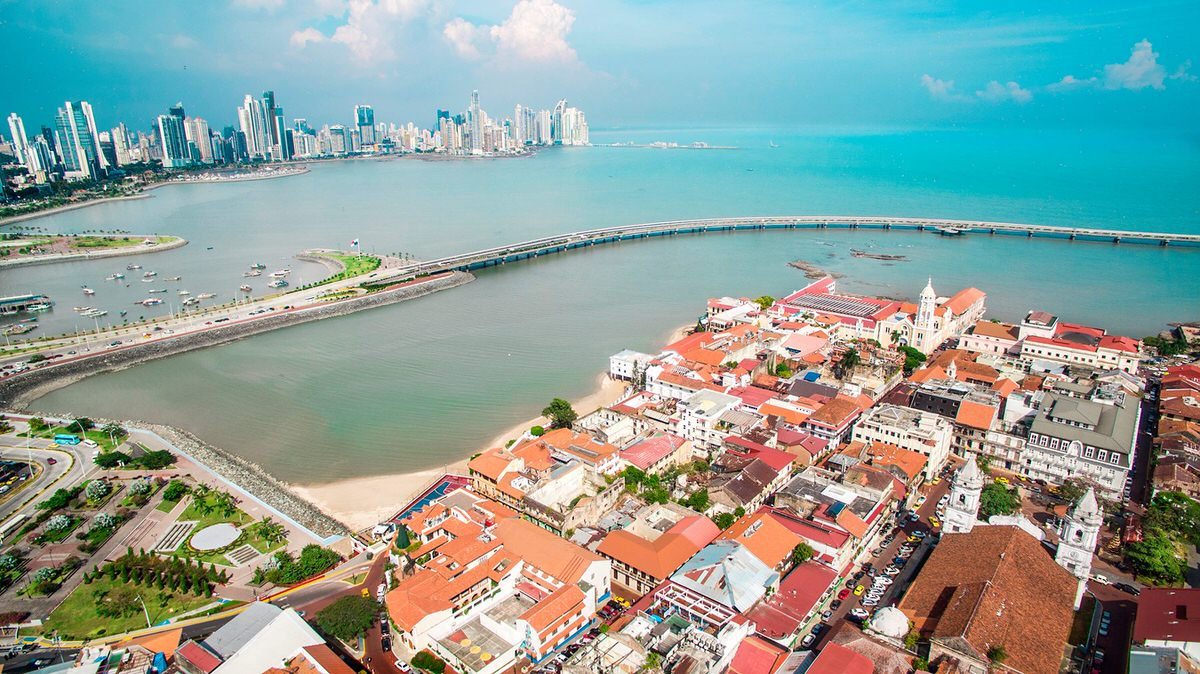 Casco Viejo Panamá in Panama City, Panama