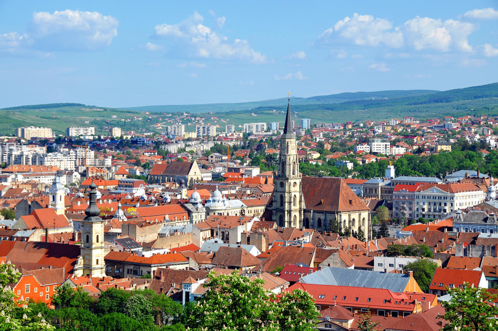 Visit the country of Romania with the kids.