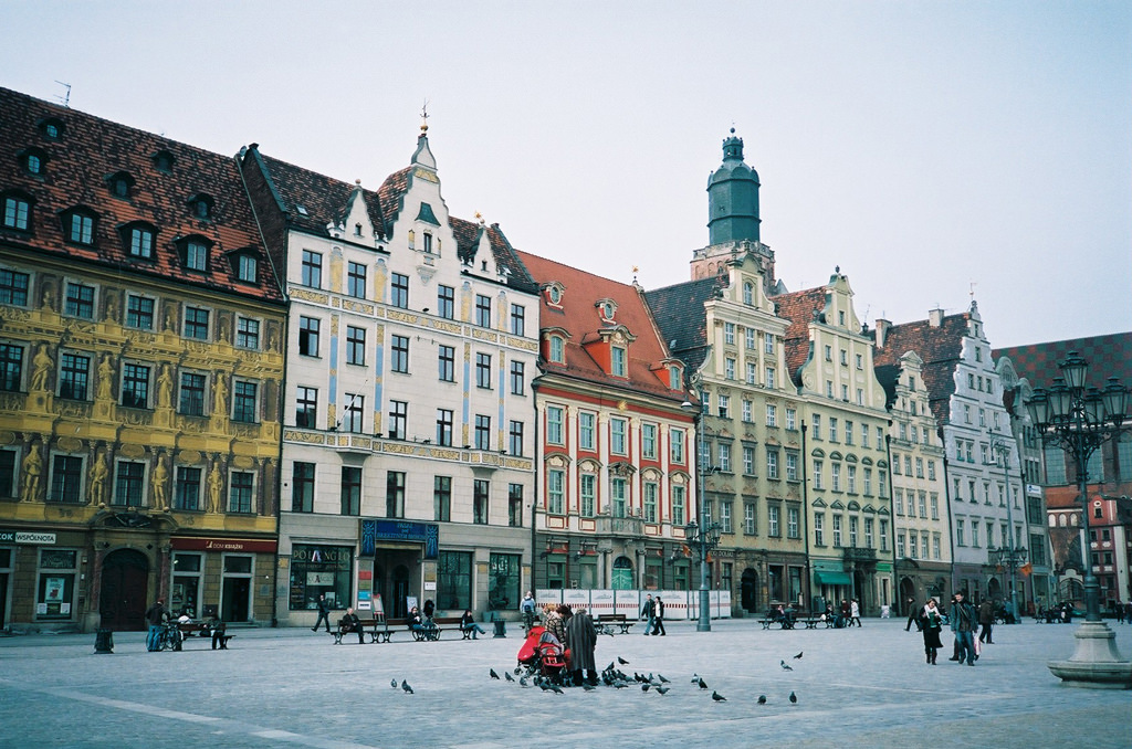 Wroclaw in Poland is a great kid-friendly destination to visit this 2017.