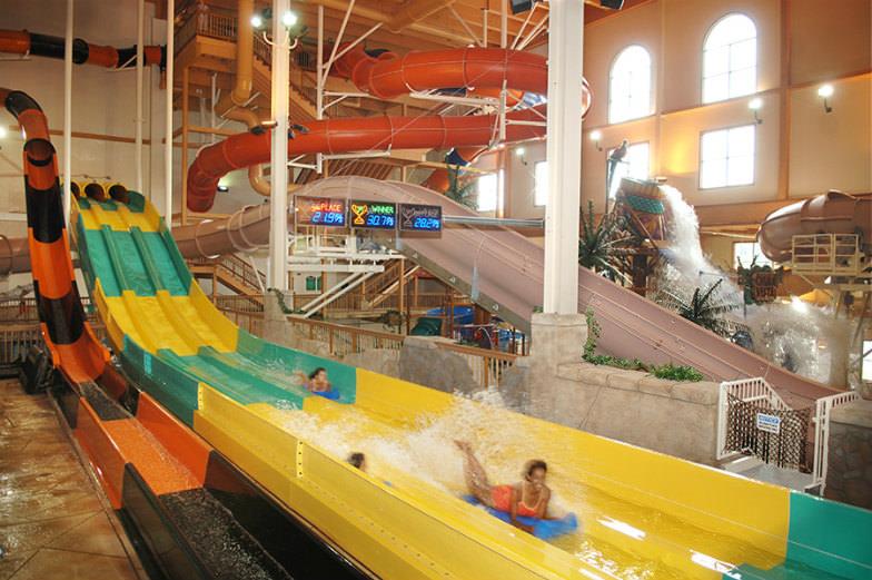 Waterpark at Chula Vista Resort