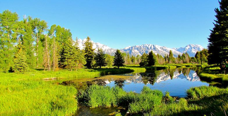 National Parks: Grand Teton National Park