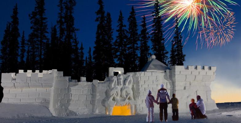 winter wonderland getaways with kids
