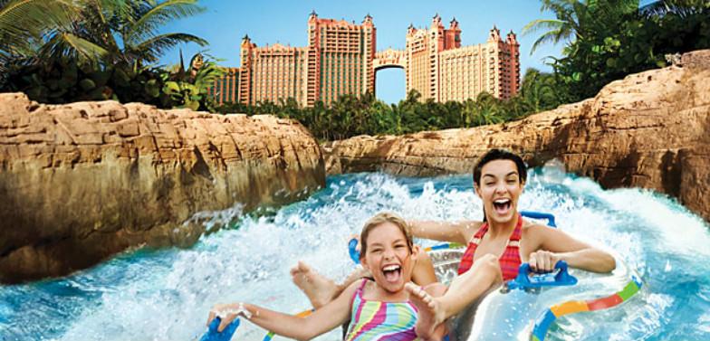 Aquaventure at Atlantis