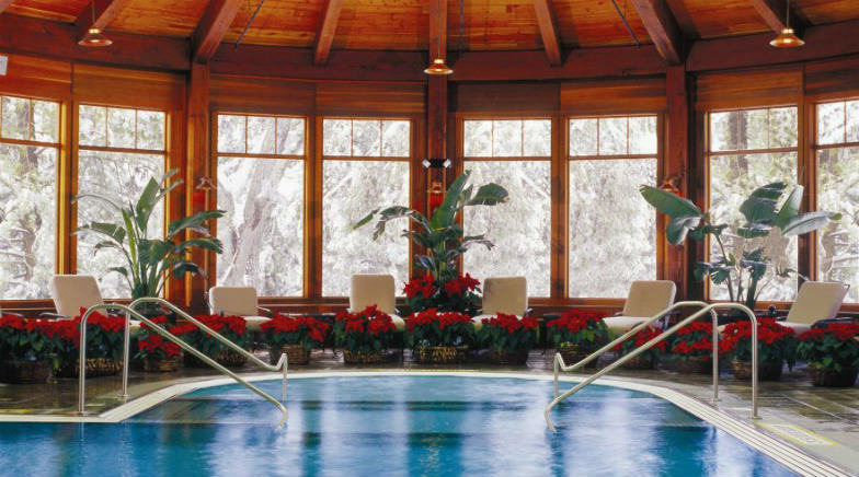 December Delight at Mohonk Mountain House