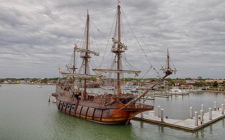 El Galeon, St. Augustine