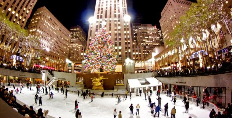 where to go in December: New York City