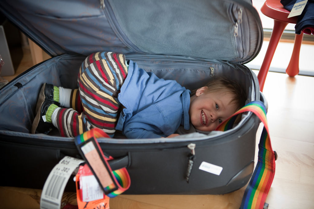 Vacationing with the kids? Avoid these packing mistakes.