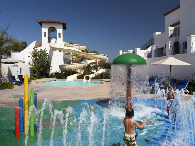 Waterpark at Omni La Costa Resort