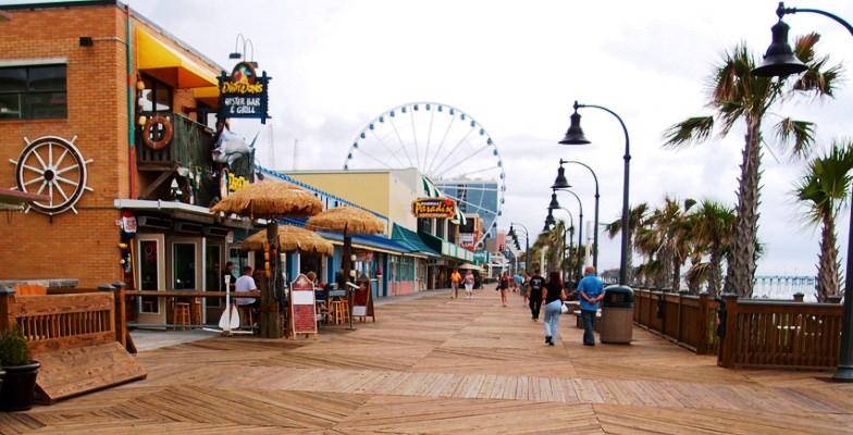 best beach boardwalks