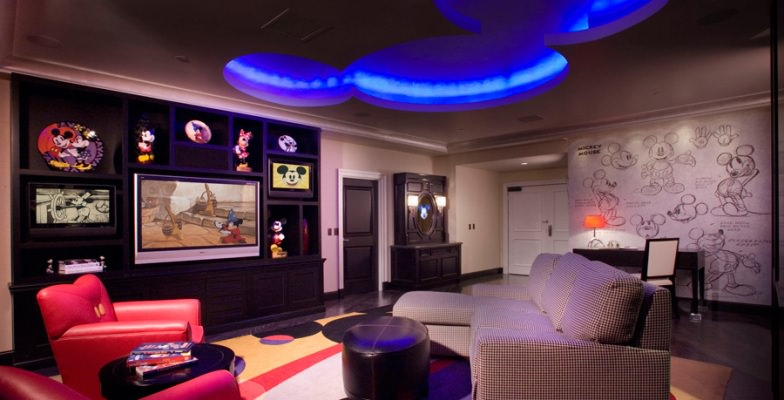 best kid-themed hotel rooms