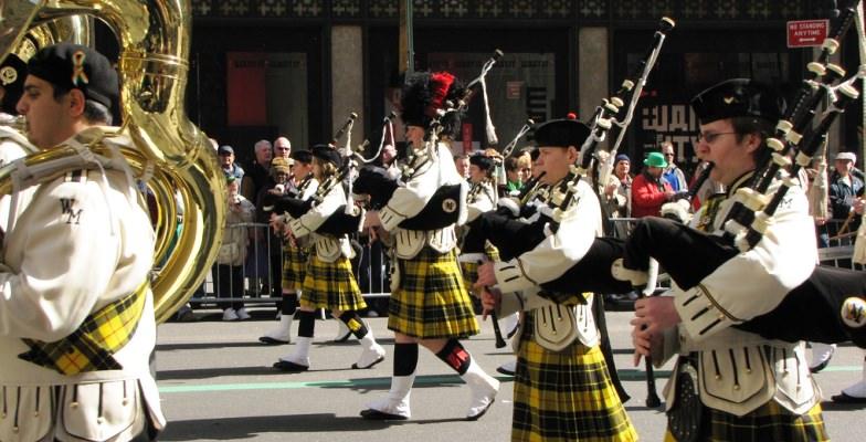 St. Patrick's Day: New York City