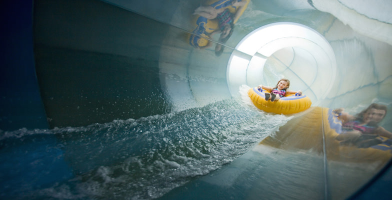 New US Water Parks: Great Wolf Lodge New England