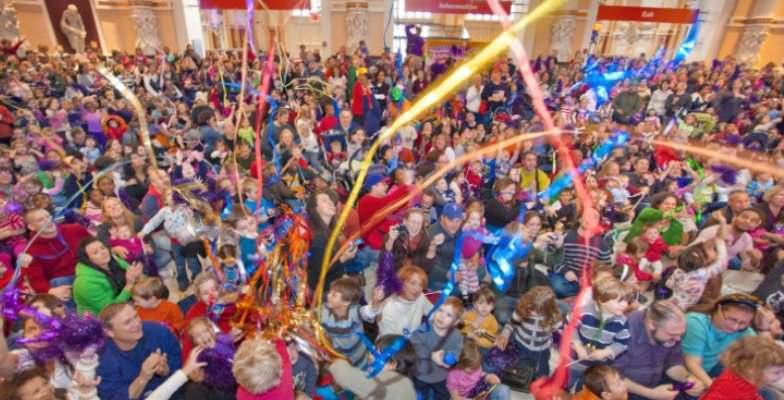 Kid-Friendly New Year's Eve: Philadelphia