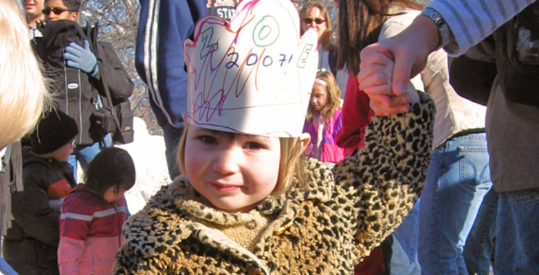 Kid-Friendly New Year's Eve: Denver