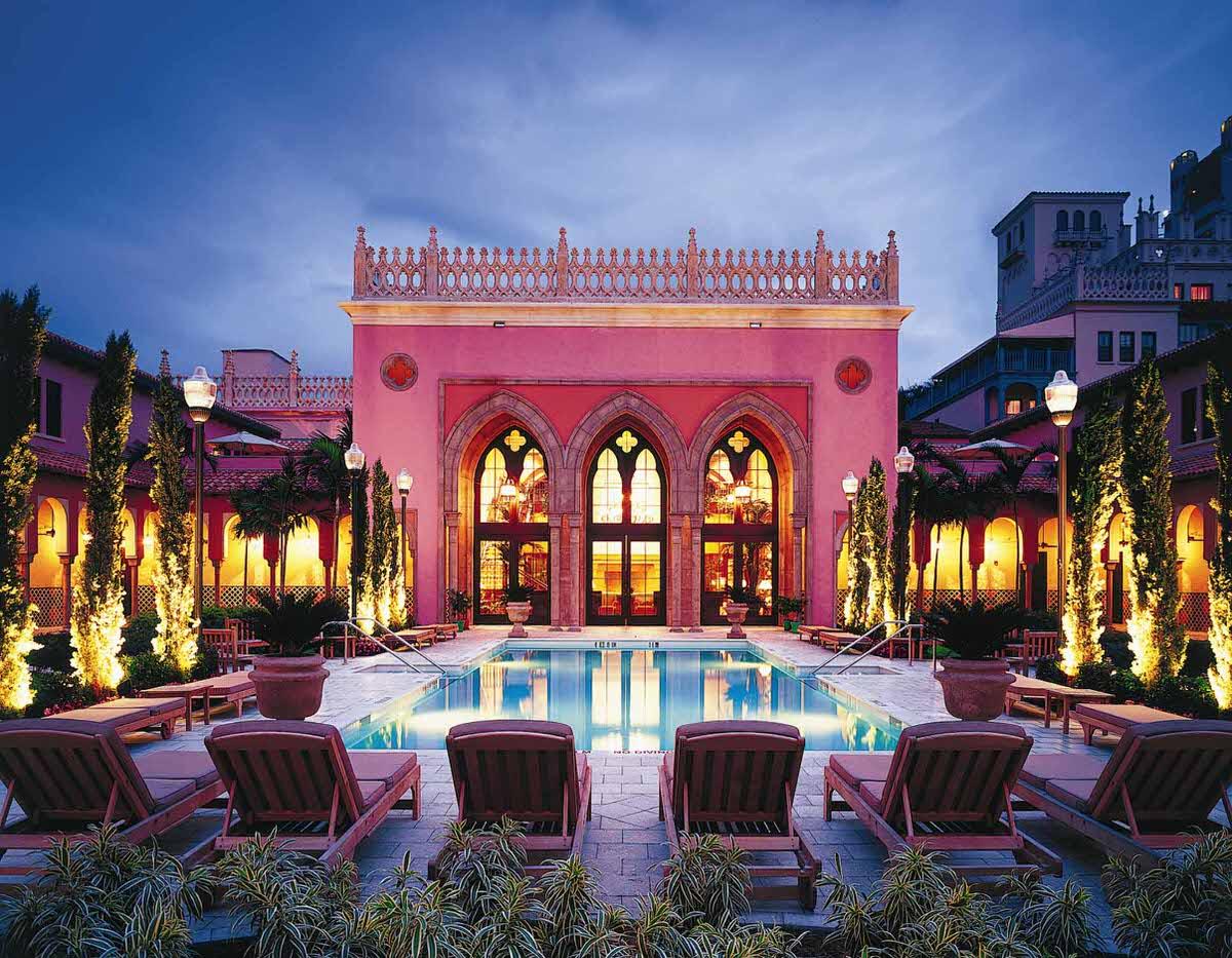 Boca Raton Resort & Club exterior and pool