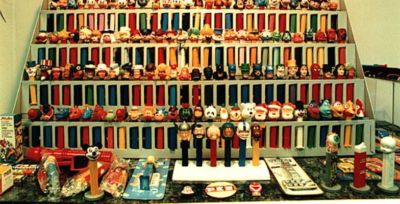 wacky museums: PEZ Memorabilia