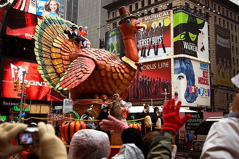 Turkey Day in New York City