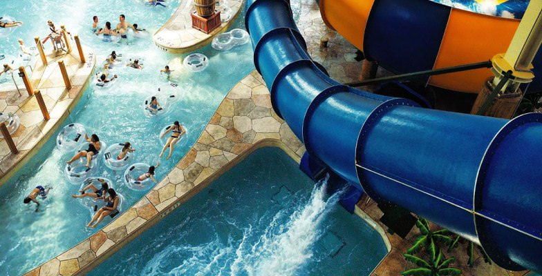 hotel deals: Great Wolf Lodge