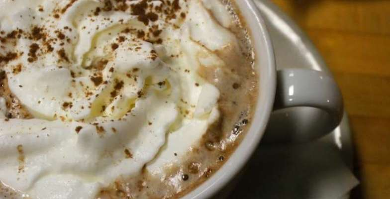 best hot cocoa: Artfully Chocolate