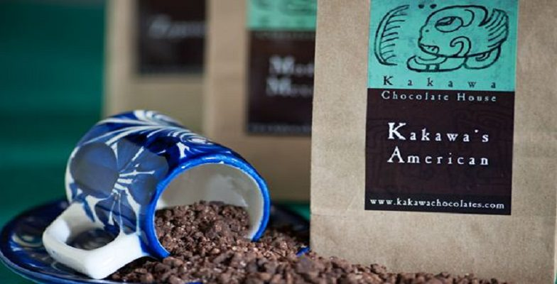 best hot cocoa: Kakawa Chocolate House
